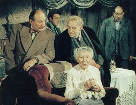 The ladykillers d'Alexander Mackendrick 1955 Ladyki10