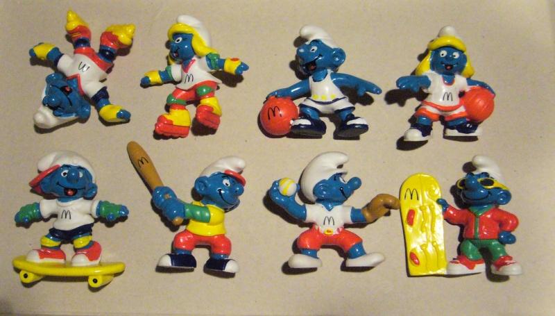 [mac donald's] série figurines schleich sportif 98  P1100323