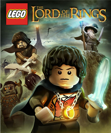 Lord of the Rings LEGO Lego_l10