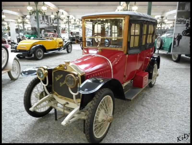 Ma visite à la Cité de l'auto de Mulhouse - Page 6 P1020912