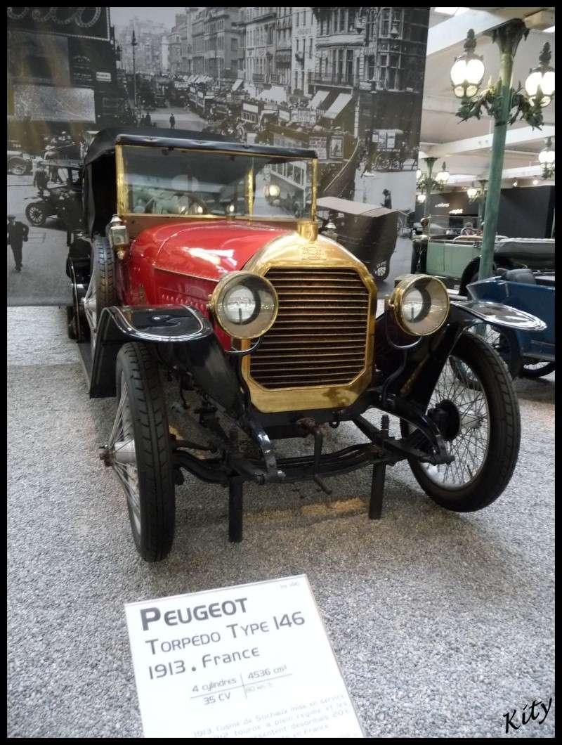 Ma visite à la Cité de l'auto de Mulhouse - Page 6 P1020915