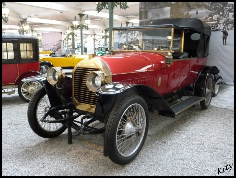 Ma visite à la Cité de l'auto de Mulhouse - Page 6 P1020919