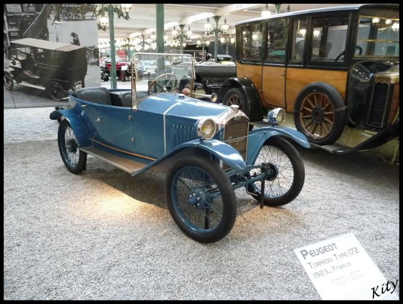 Ma visite à la Cité de l'auto de Mulhouse - Page 6 P1020920