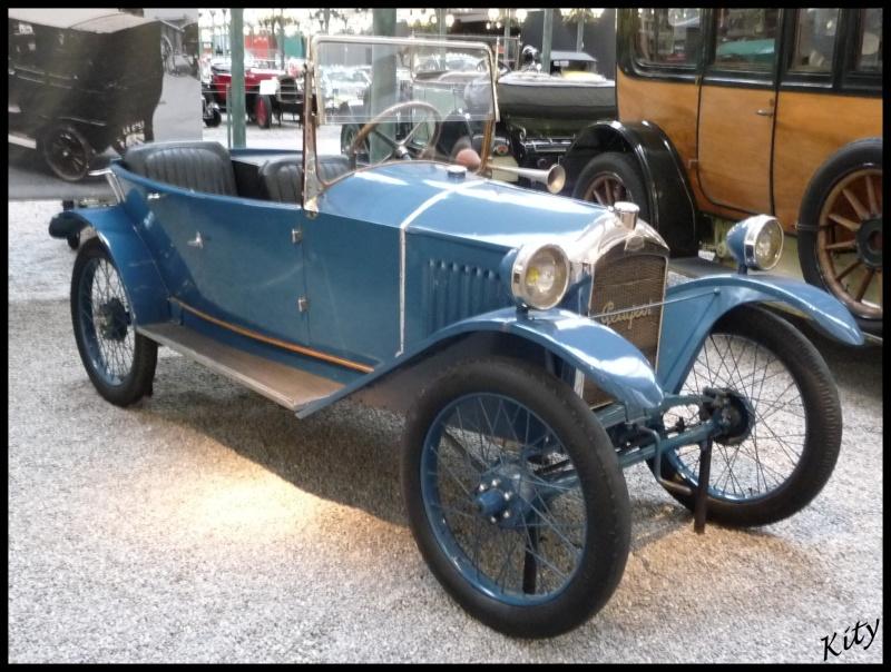 Ma visite à la Cité de l'auto de Mulhouse - Page 6 P1020921