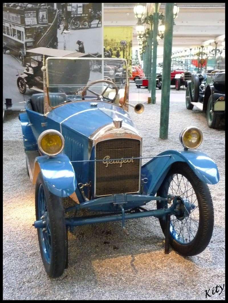Ma visite à la Cité de l'auto de Mulhouse - Page 6 P1020922