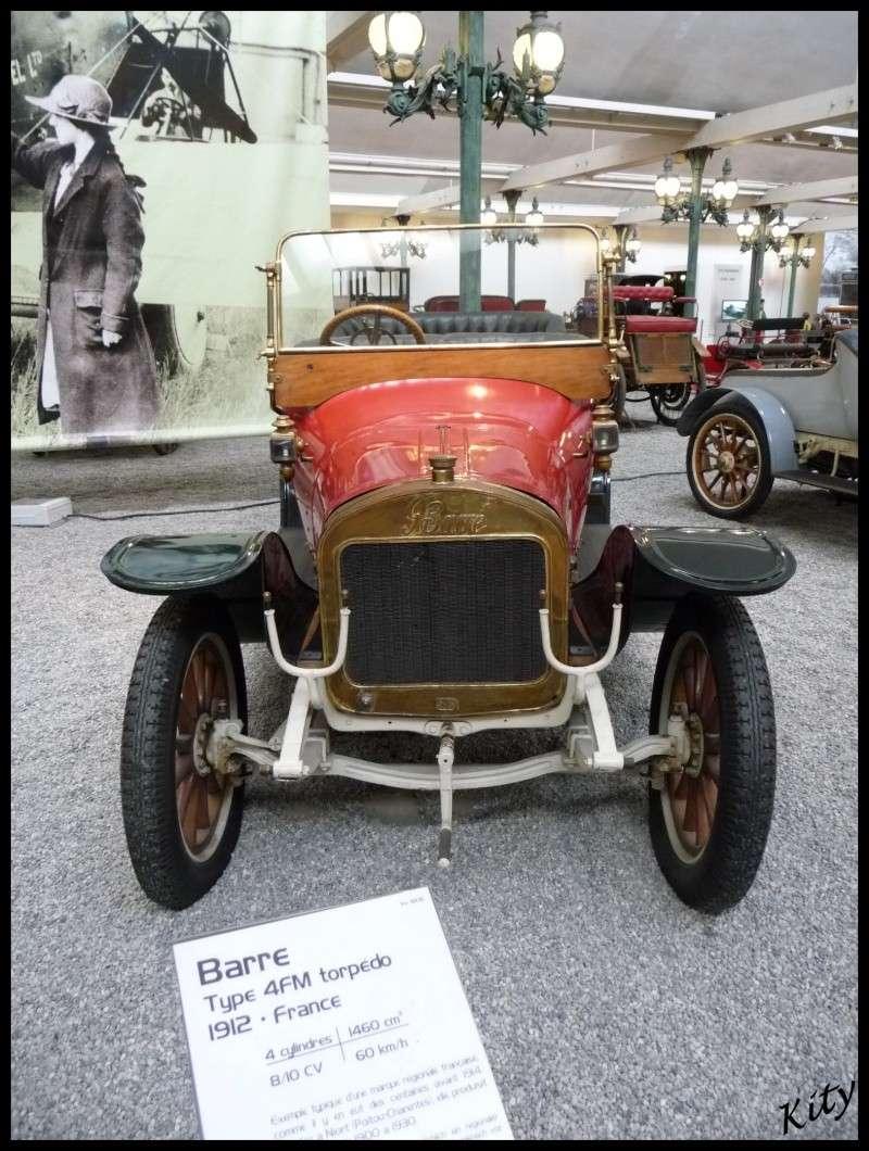 Ma visite à la Cité de l'auto de Mulhouse - Page 6 P1020924