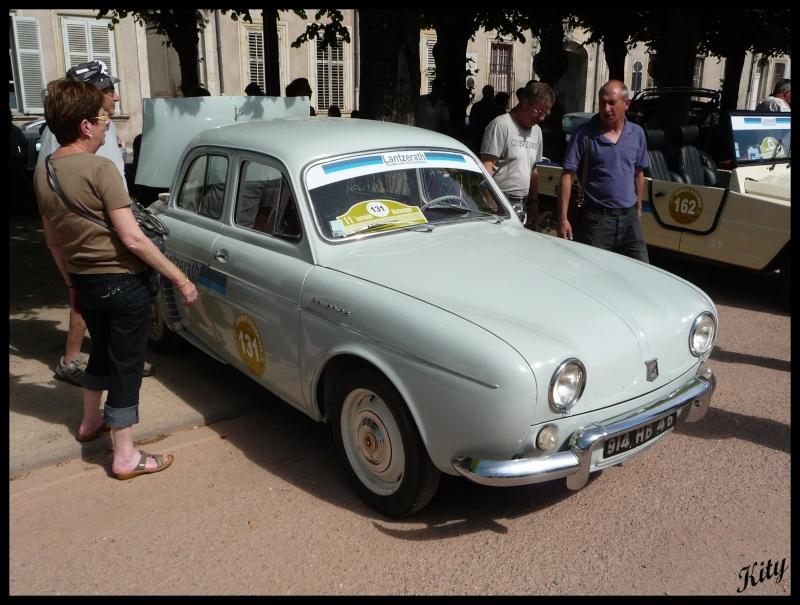 11ème édition du Rallye historique de lorraine - Page 4 P1060128