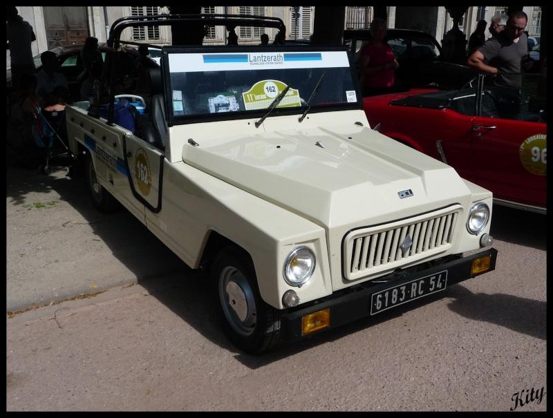 11ème édition du Rallye historique de lorraine - Page 4 P1060129