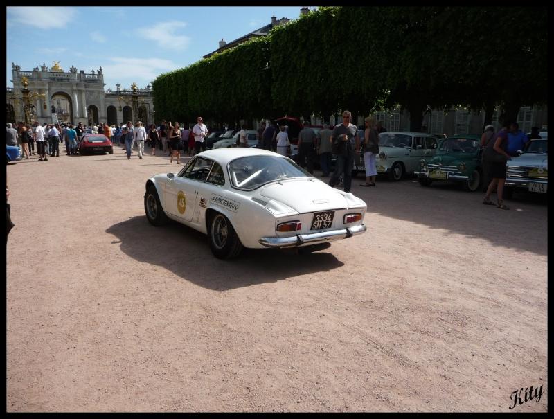 11ème édition du Rallye historique de lorraine - Page 4 P1060130