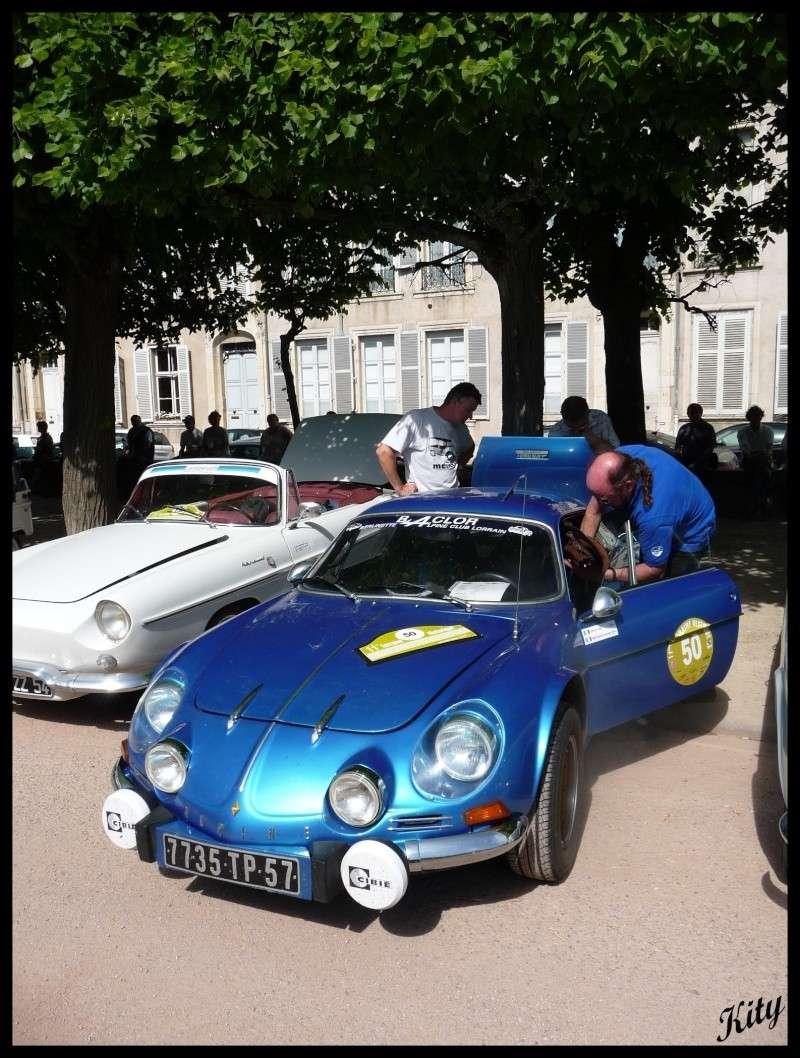 11ème édition du Rallye historique de lorraine - Page 4 P1060131