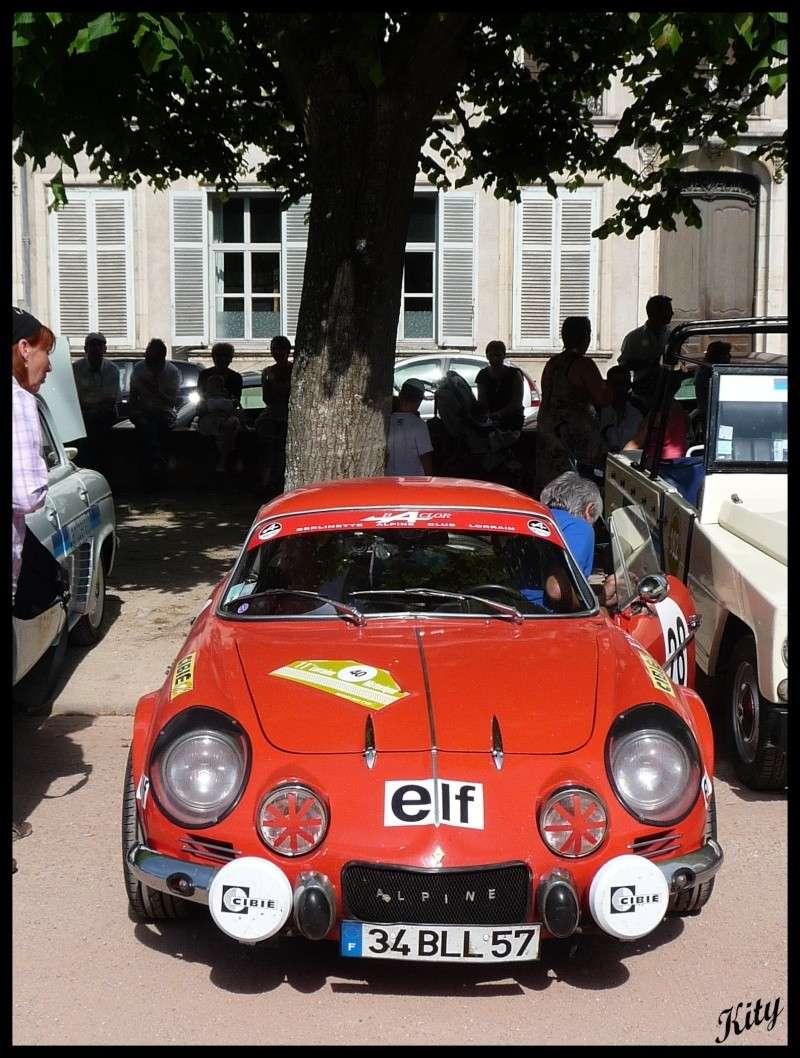 11ème édition du Rallye historique de lorraine - Page 4 P1060132