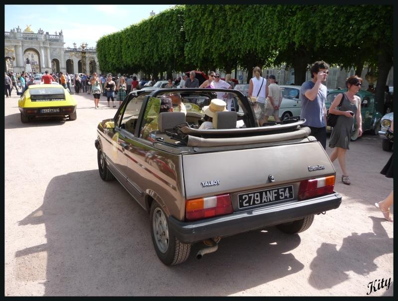 11ème édition du Rallye historique de lorraine - Page 4 P1060133