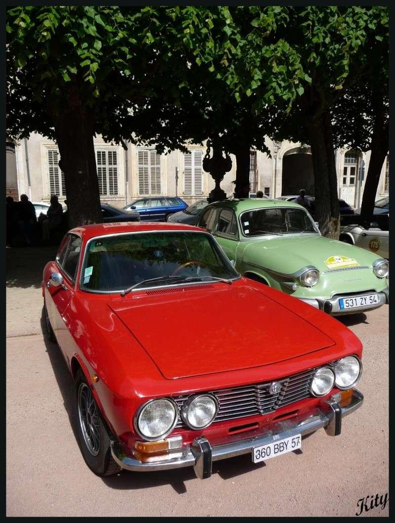 11ème édition du Rallye historique de lorraine - Page 4 P1060136