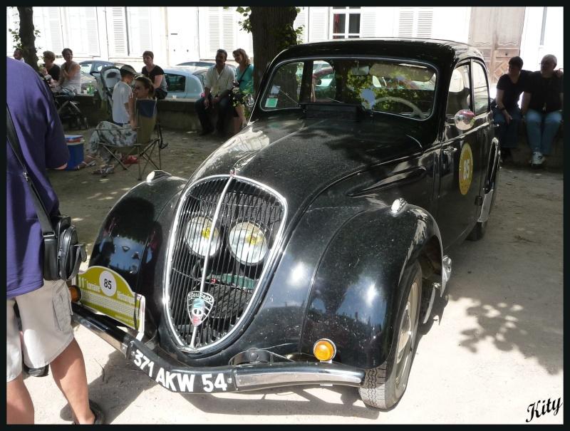 11ème édition du Rallye historique de lorraine - Page 4 P1060138