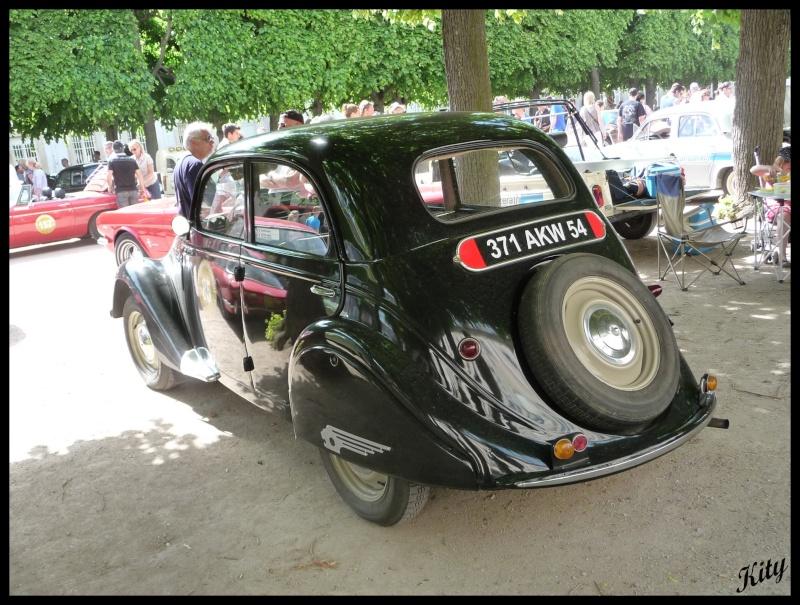 11ème édition du Rallye historique de lorraine - Page 4 P1060139