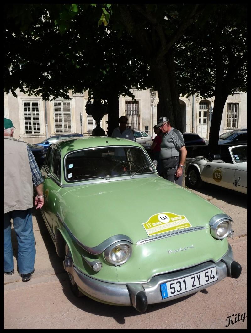 11ème édition du Rallye historique de lorraine - Page 4 P1060142