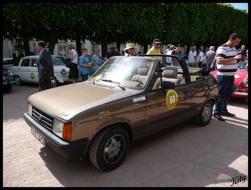 11ème édition du Rallye historique de lorraine - Page 4 P1060144