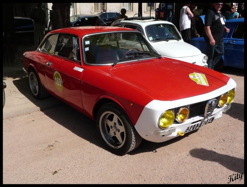 11ème édition du Rallye historique de lorraine - Page 4 P1060145