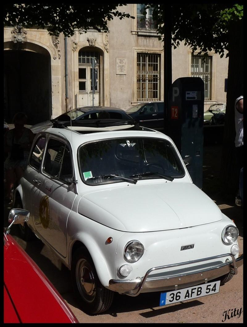 11ème édition du Rallye historique de lorraine - Page 4 P1060146