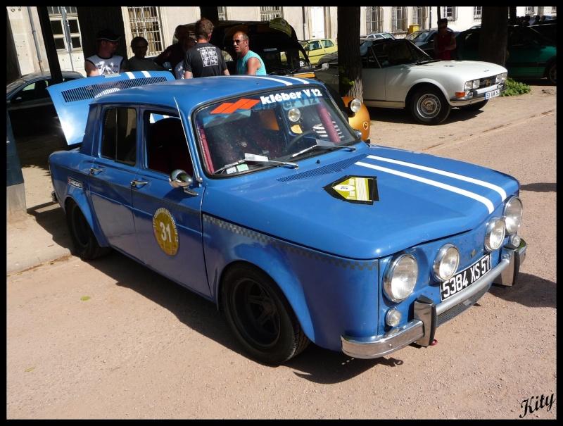 11ème édition du Rallye historique de lorraine - Page 5 P1060148