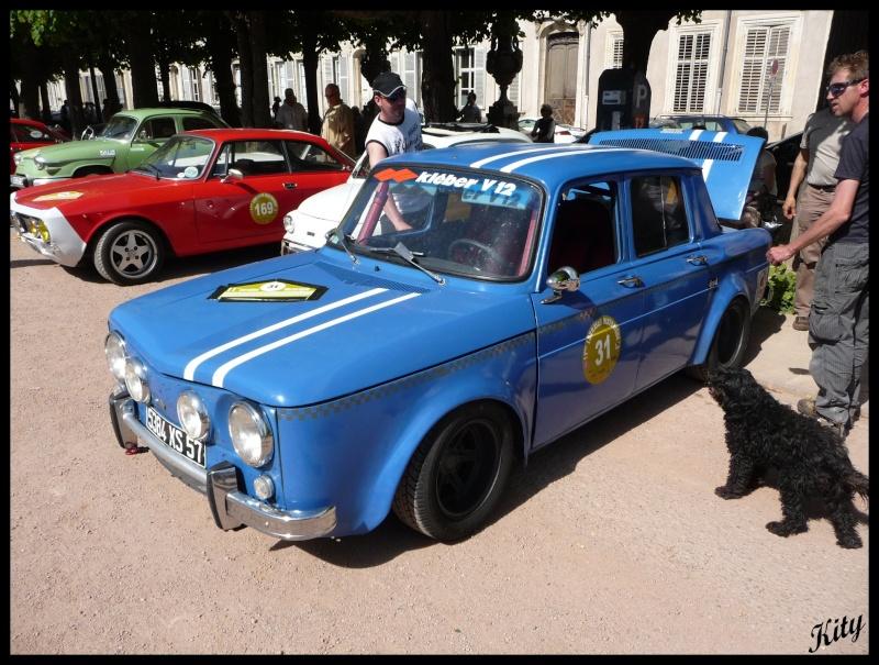 11ème édition du Rallye historique de lorraine - Page 5 P1060151