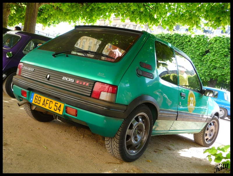 11ème édition du Rallye historique de lorraine - Page 5 P1060154
