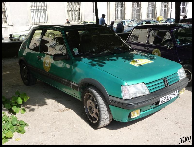 11ème édition du Rallye historique de lorraine - Page 5 P1060156