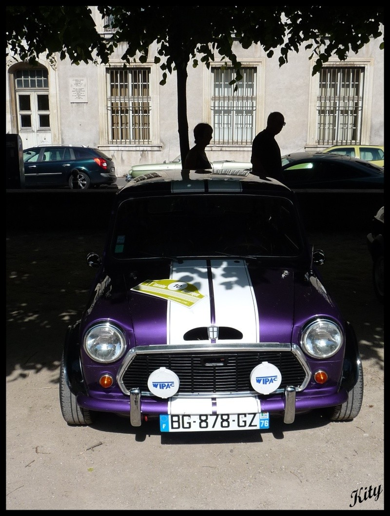 11ème édition du Rallye historique de lorraine - Page 5 P1060160