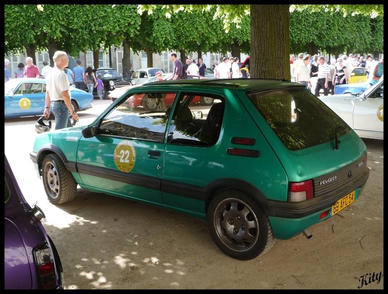 11ème édition du Rallye historique de lorraine - Page 5 P1060163