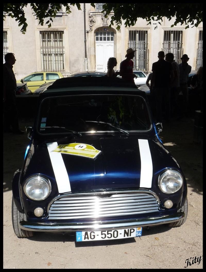 11ème édition du Rallye historique de lorraine - Page 5 P1060166