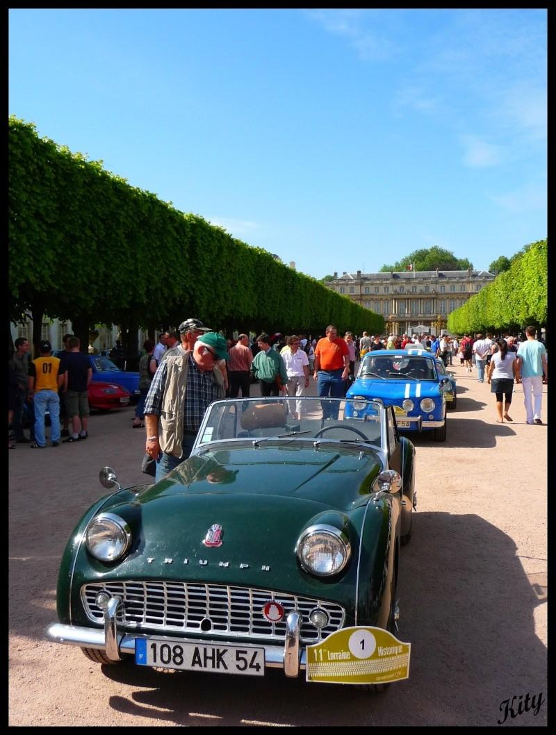 11ème édition du Rallye historique de lorraine - Page 6 P1060173