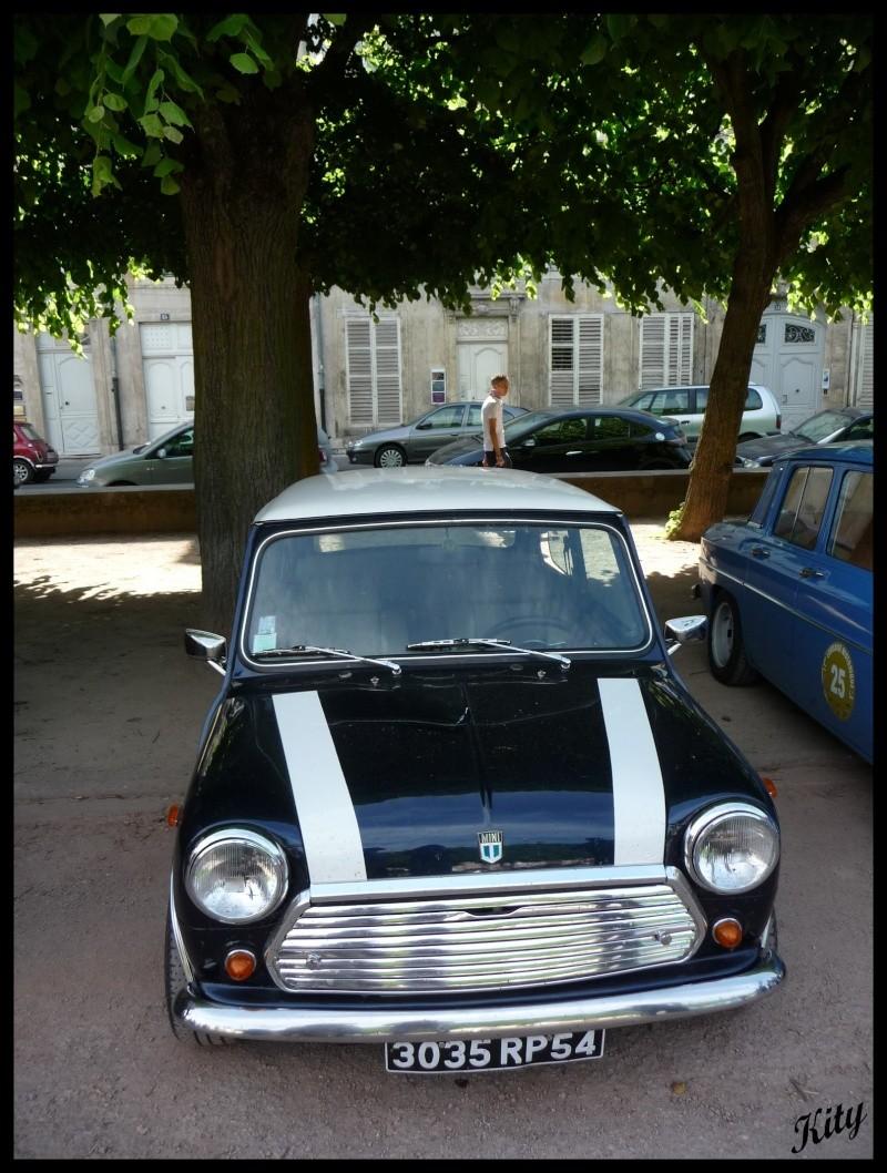 11ème édition du Rallye historique de lorraine - Page 6 P1060178