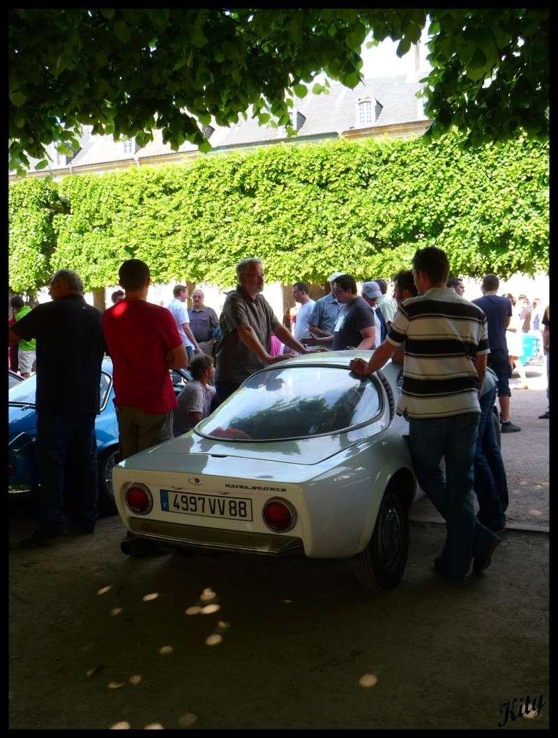 11ème édition du Rallye historique de lorraine - Page 6 P1060210