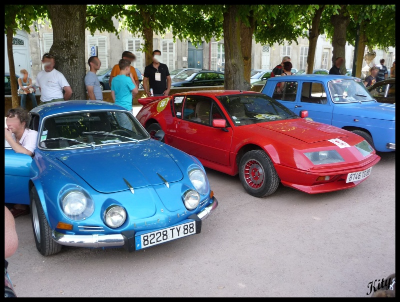 11ème édition du Rallye historique de lorraine - Page 6 P1060211