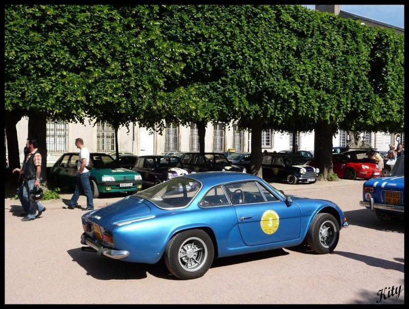 11ème édition du Rallye historique de lorraine - Page 6 P1060217