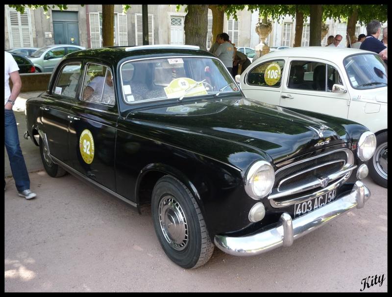 11ème édition du Rallye historique de lorraine - Page 6 P1060218