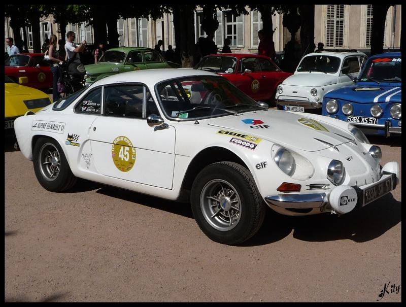 11ème édition du Rallye historique de lorraine - Page 6 P1060221