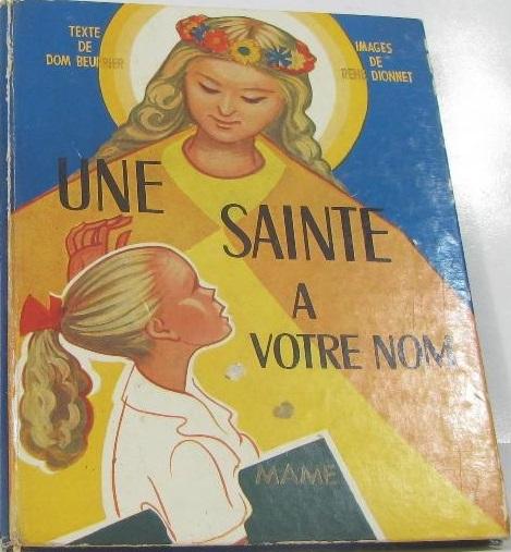 René Dionnet, peintre français d'art sacré 30014310