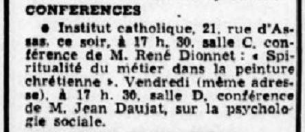 René Dionnet, peintre français d'art sacré Dionne10