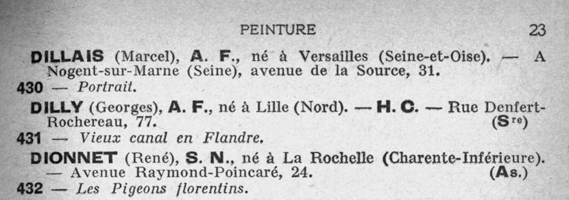 René Dionnet : petit essai biograhique et généalogique Dionne14