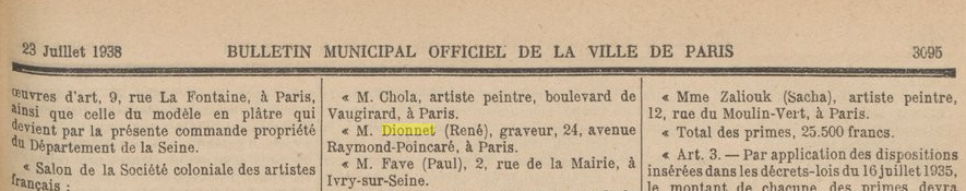 René Dionnet : petit essai biograhique et généalogique Doc_di15