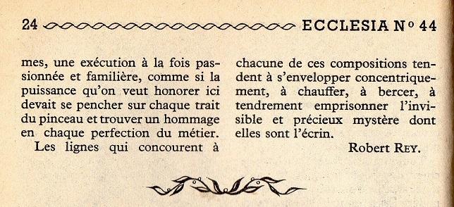 René Dionnet, peintre français d'art sacré - Page 2 Img30815