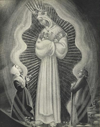 René Dionnet, peintre français d'art sacré - Page 2 La_sal10