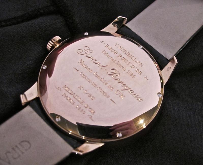 Belles Montres 2011: ma sélection de wristshots Img_6211
