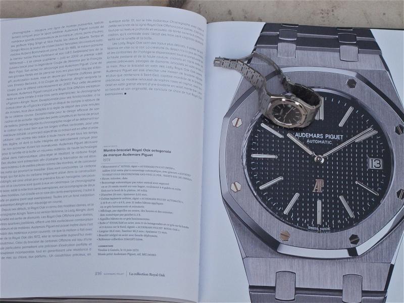 """Livre """" Audemars Piguet, le maître horloger depuis 1875 """" Img_9025"""