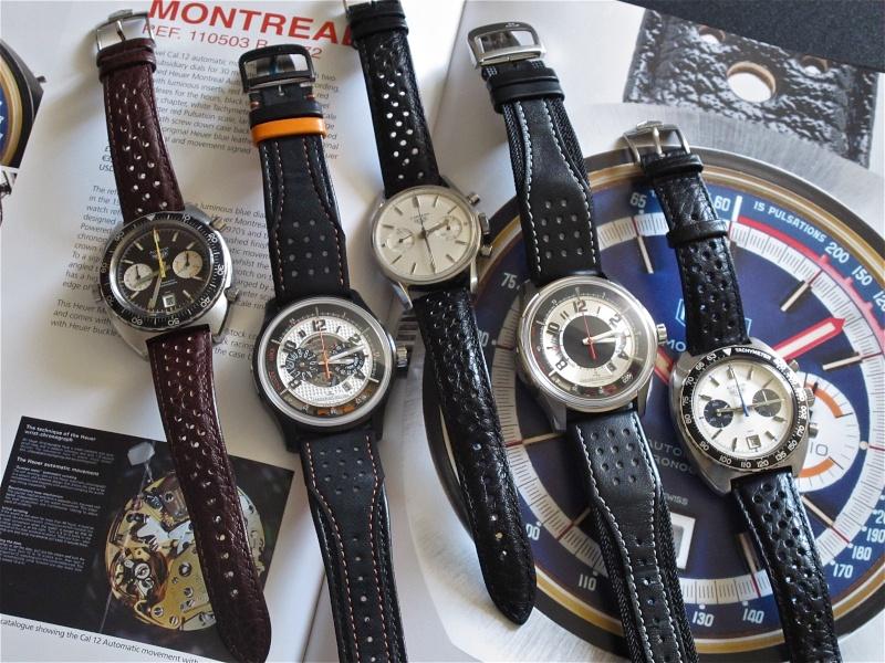 "Heuer ""vintage"", Jaeger Lecoultre modernes ... Img_9227"