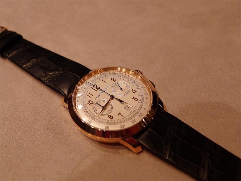 SIHH 2012 - Girard Perregaux 1966 chronographe date L1010624