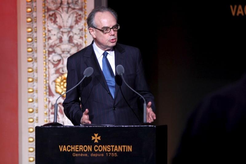 Vacheron Constantin, Mécène des Journées Européennes des Métiers d'Art. Vc_mit10