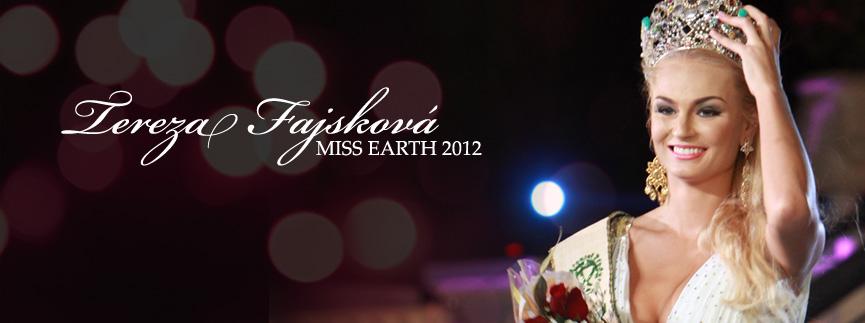 Tereza Fajksová - Tereza Fajksova- Miss Earth 2012 Official Thread (Czech Republic) 20555210