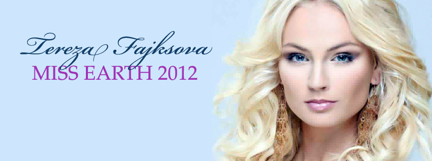 Tereza Fajksová - Tereza Fajksova- Miss Earth 2012 Official Thread (Czech Republic) 35020_10